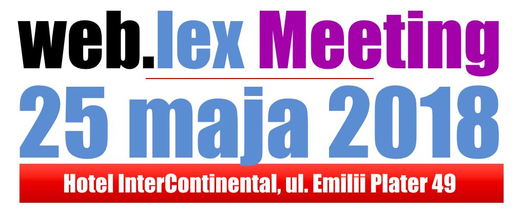 web.lex Meeting